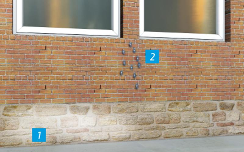 VeDi Vanntetting Fasade beskyttelse